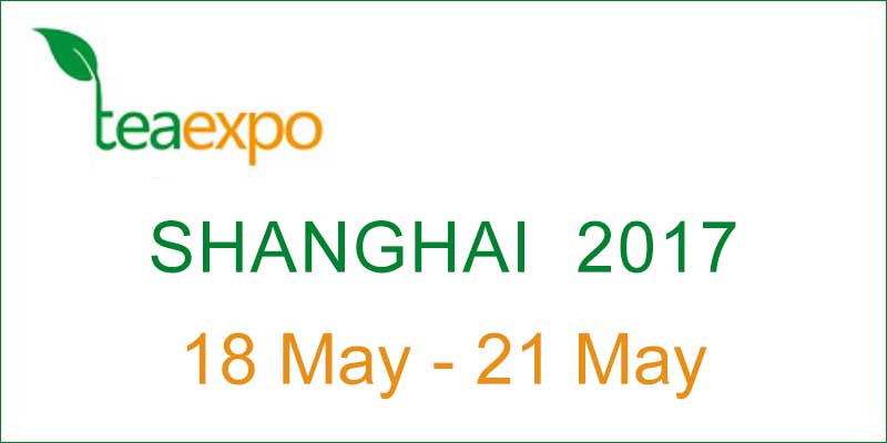 Shanghai Tea Expo 2017