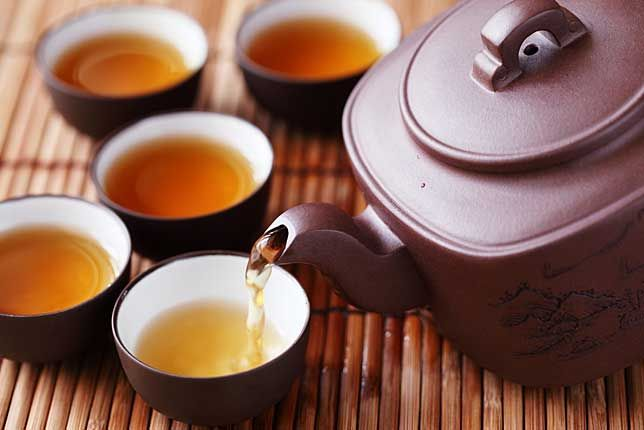 One Day Tea Sommelier Tasting (ITMA)