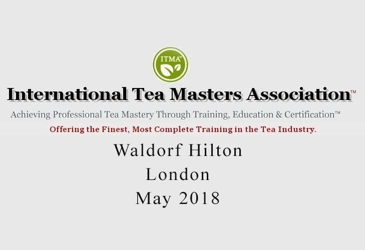 Tea Blending course