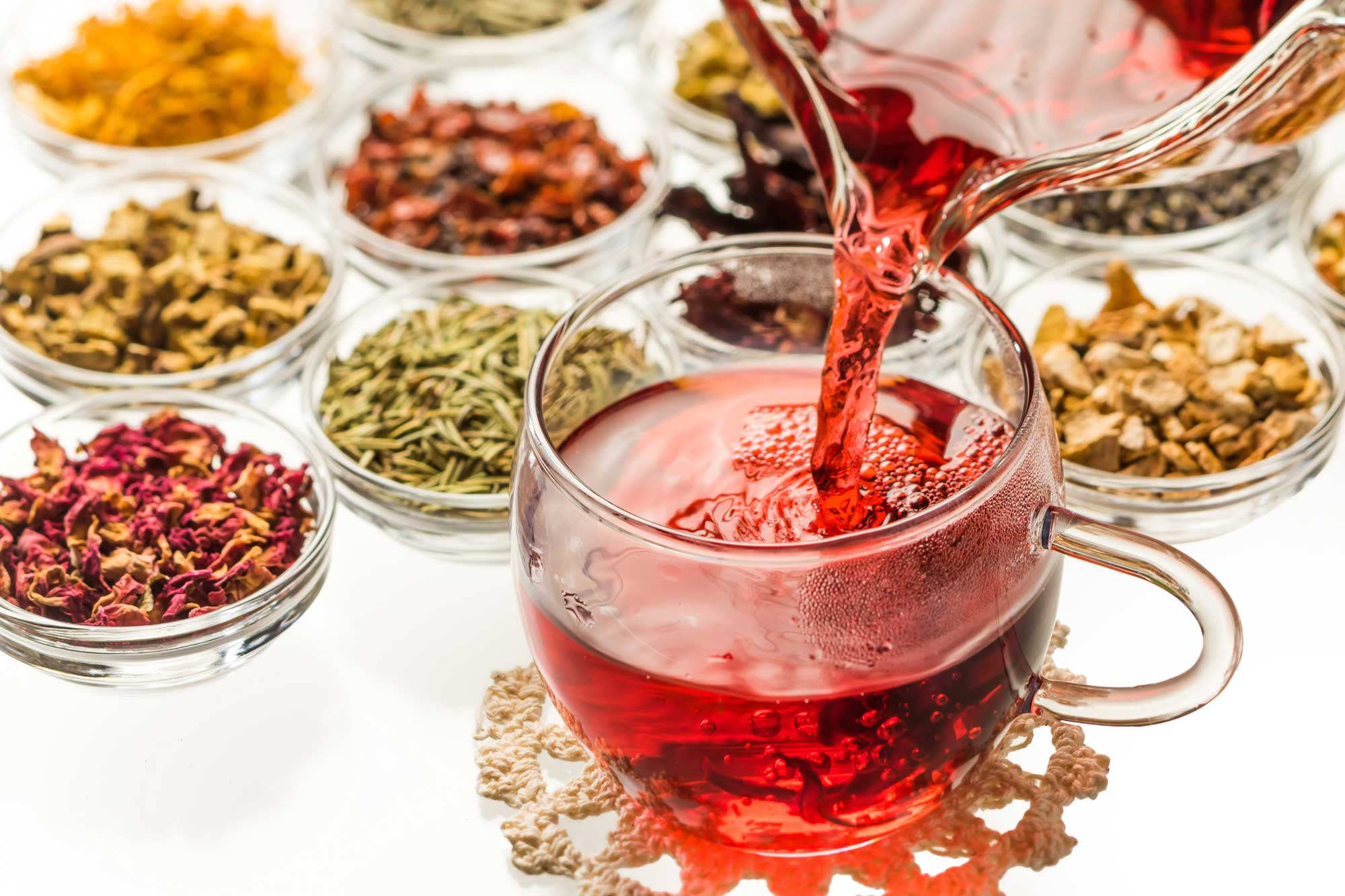 Scented Teas You Need to Experience - World Tea Directory
