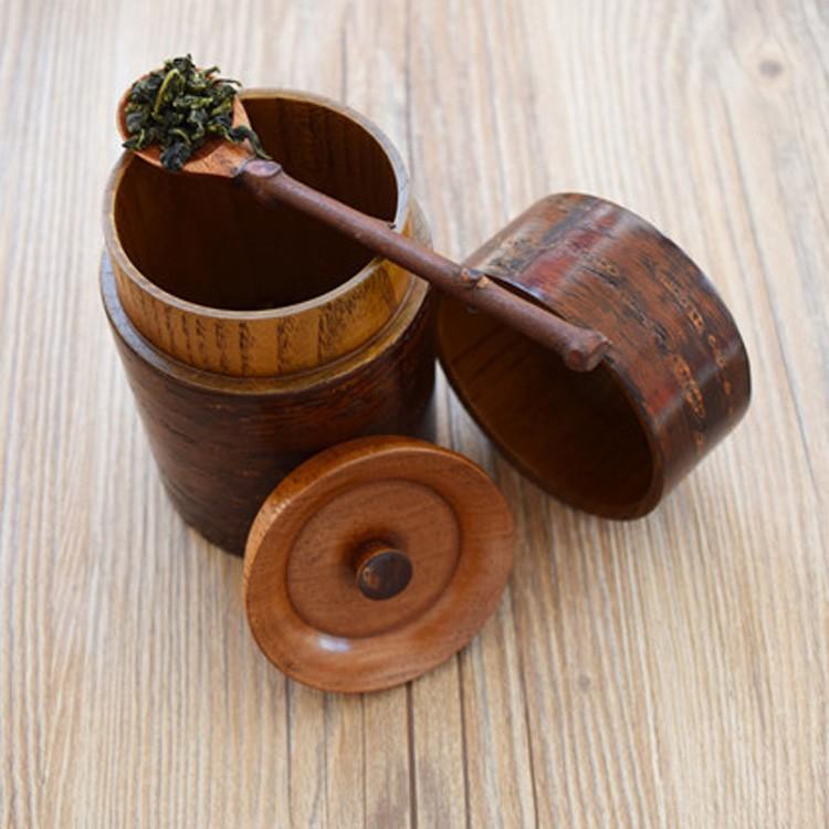 Eco-Friendly Chinese Traditional Tea Storage Jar