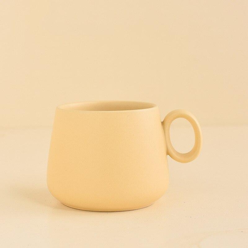 Pastel Ceramic Tea / Coffee Mug