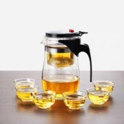 750ML And 6 Tea Cup