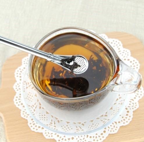Drinking Tea Straws