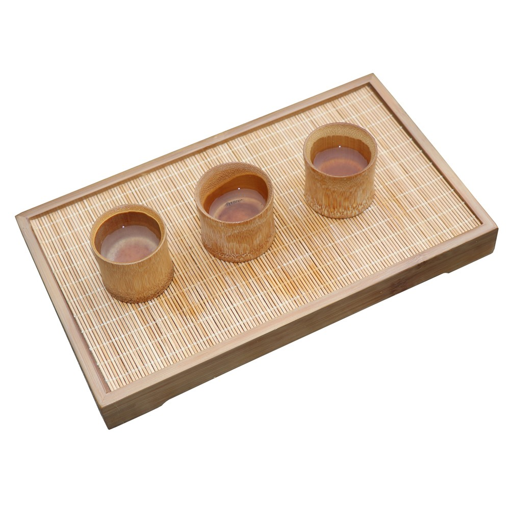 Rectangle Wooden Tea Trays
