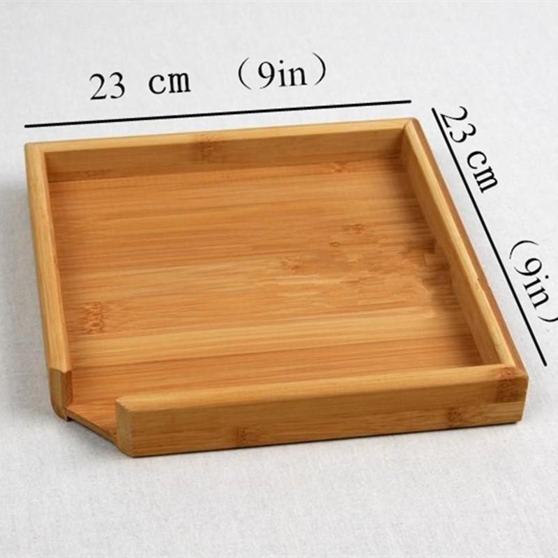 Rectangular Bamboo Tea Trays