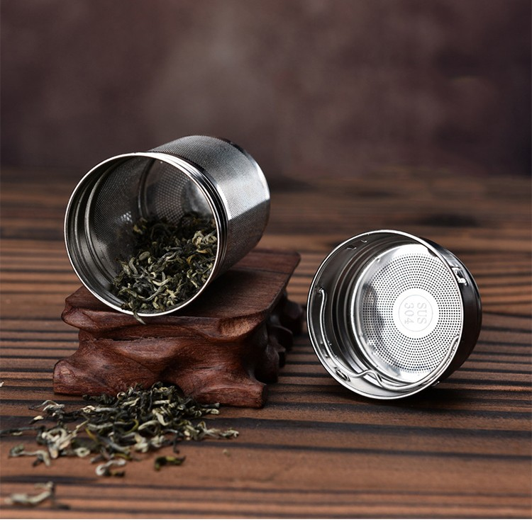 Glass Tea Bottle  With Filter