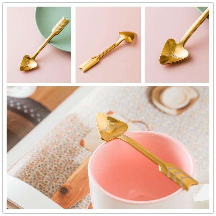 Stainless Steel Tea Spoon