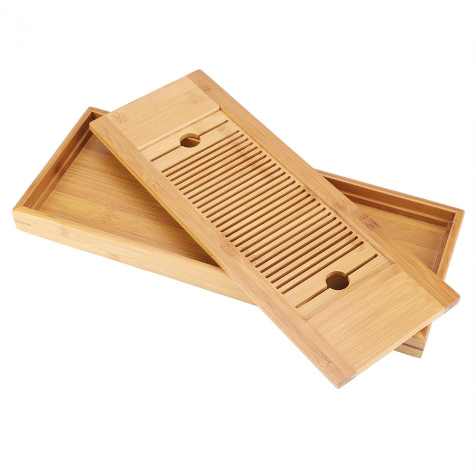 Classic Wooden Tea Tray