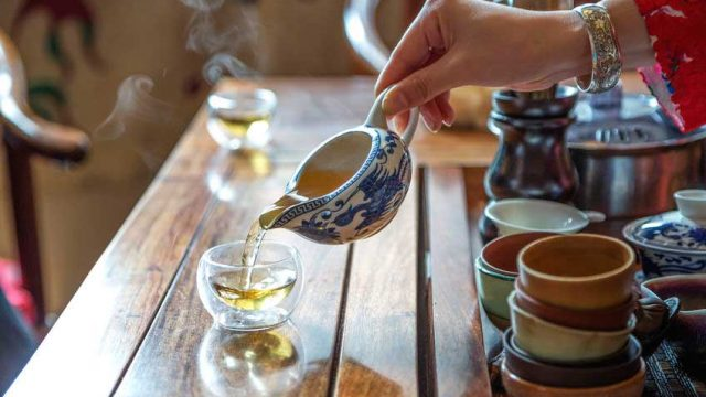 What Is a Tea Sommelier?