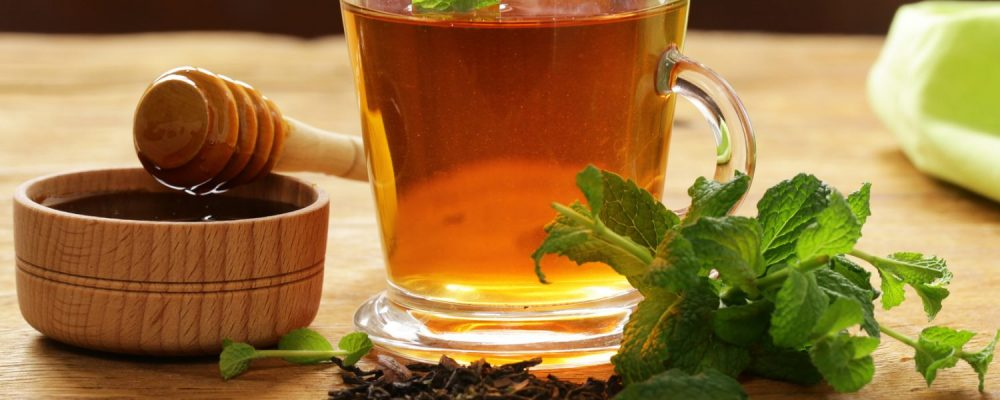 How to Brew Fat-Burning Tea
