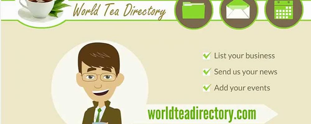 Why The World Tea Directory?