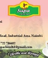 SUPA PACKERS LIMITED