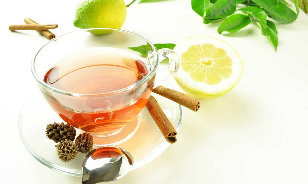 tisanes - herbal teas