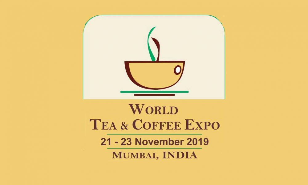 World Tea Coffee expo
