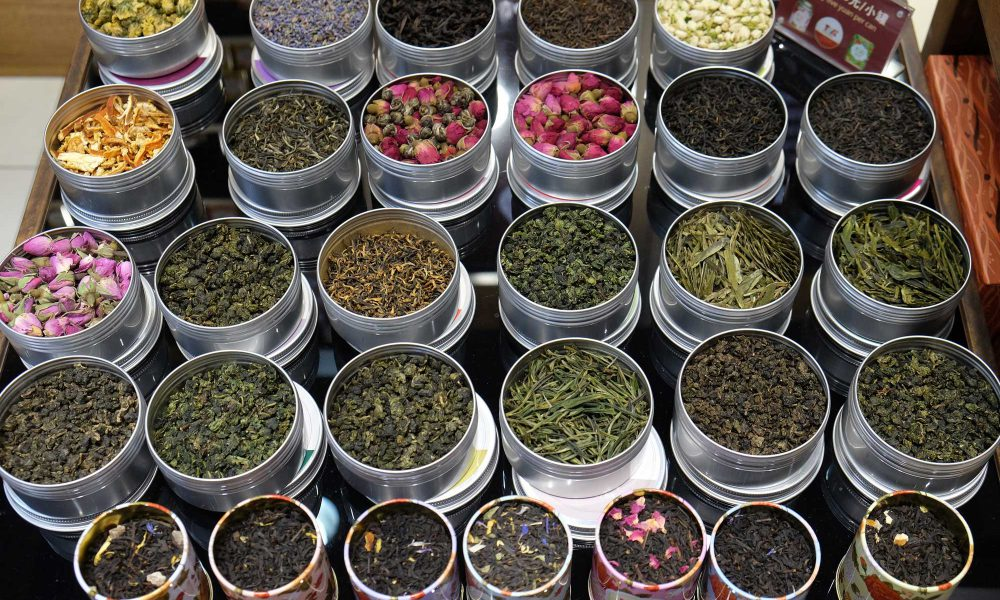 best tea shops