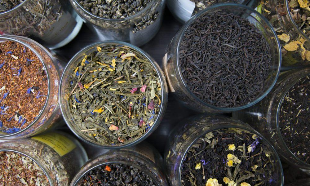 Expensive teas