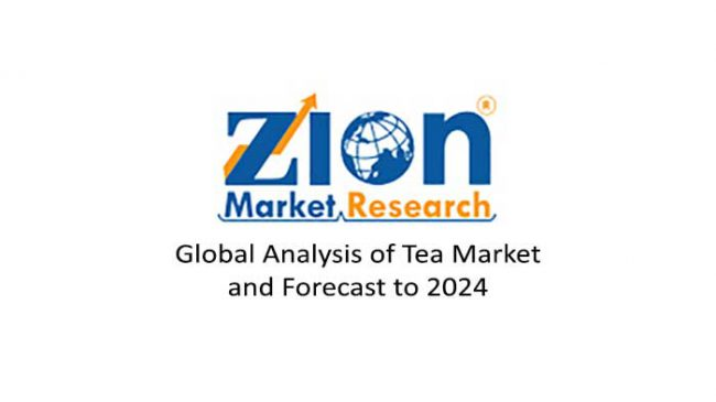 Global Tea Industry Set to Reach USD 49,456.52 Million by 2024