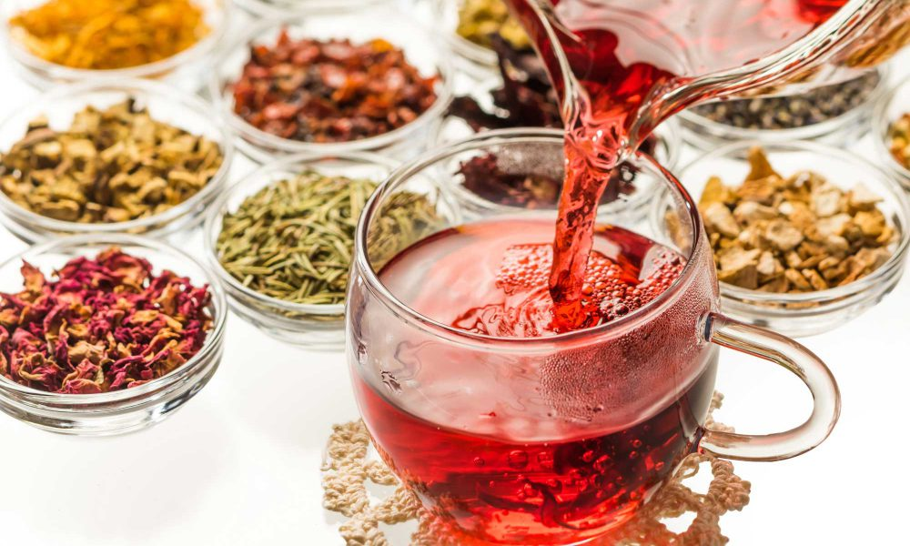 scented teas