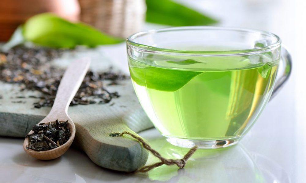 types of green tea