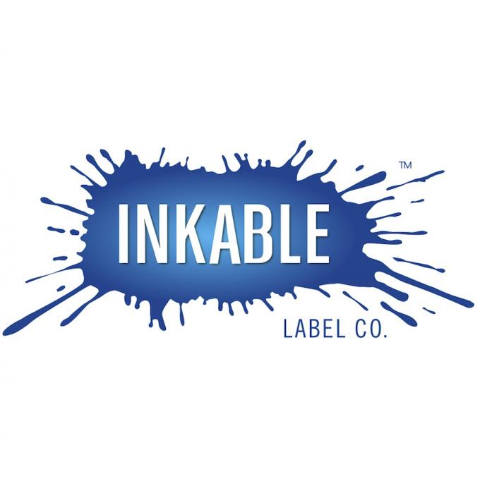 Inkable Label Co. Custom Tea Labels