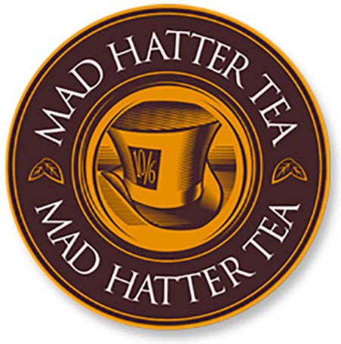 Mad Hatter Tea Brand