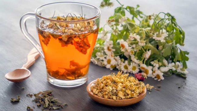 5 Best Herbal Teas For Insomnia