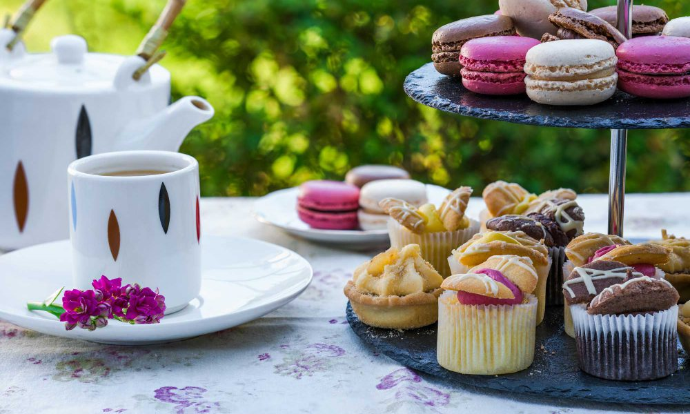how to host a tea party