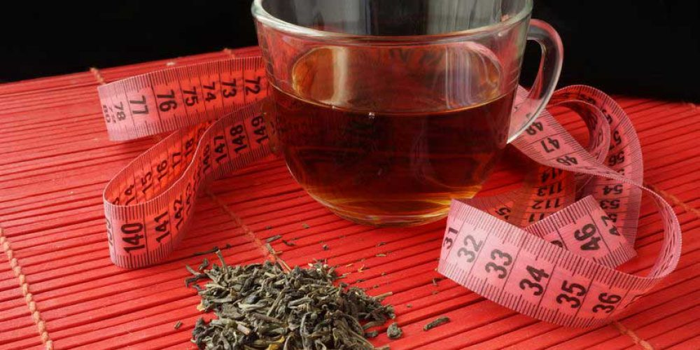 How does tea help you to stay healthy and lose weight?