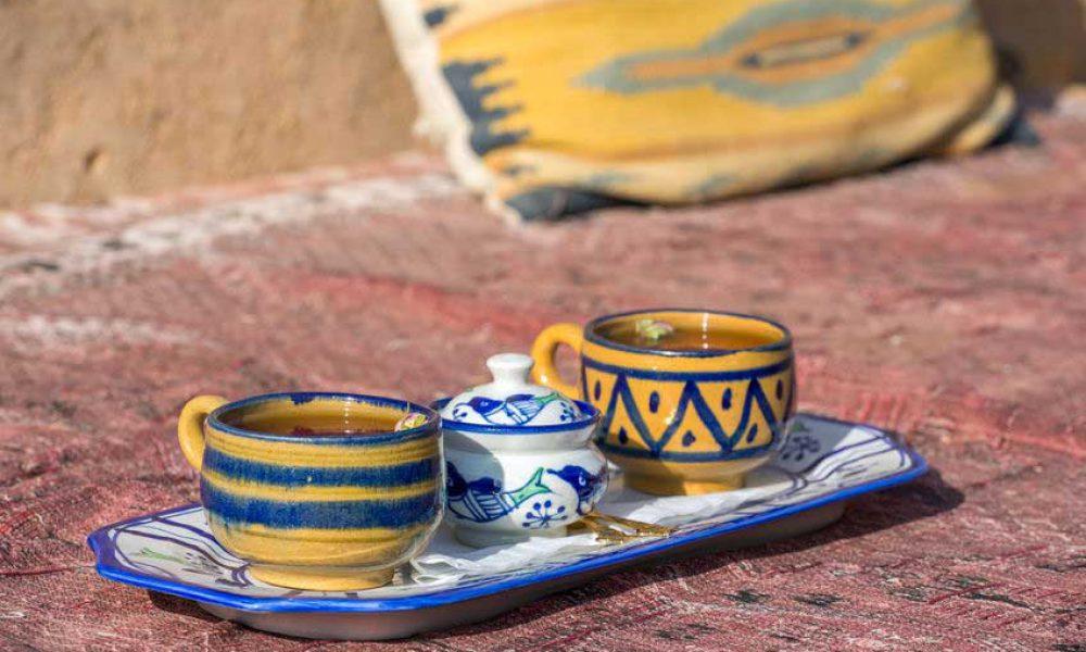Persian tea - Iranian tea
