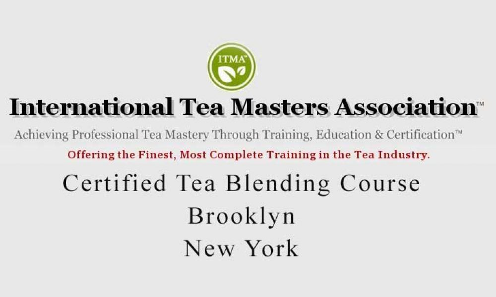 ITMA Certified Tea Blending Course