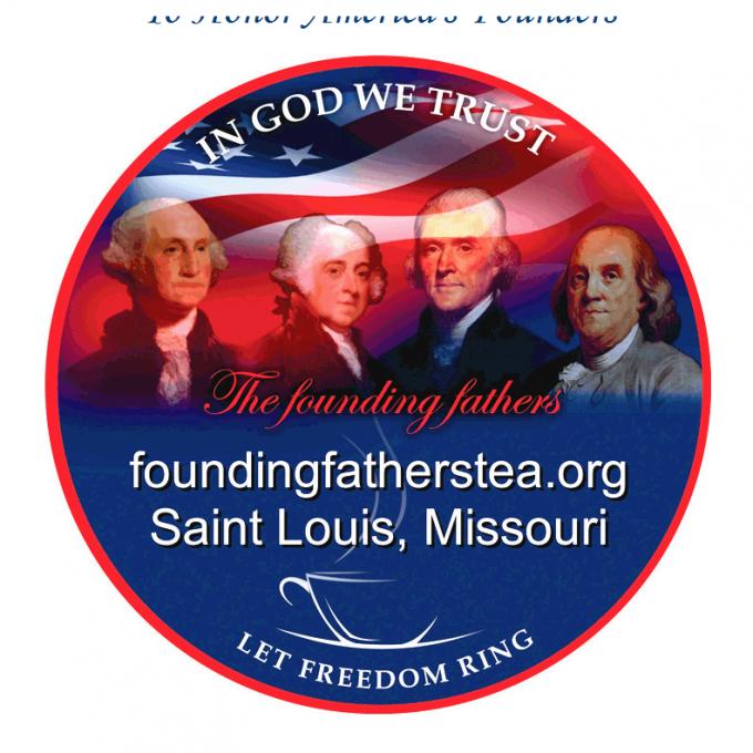 Founding Fathers Tea