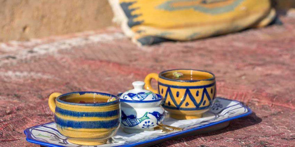 Iran sustains ancient Persian Tea culture