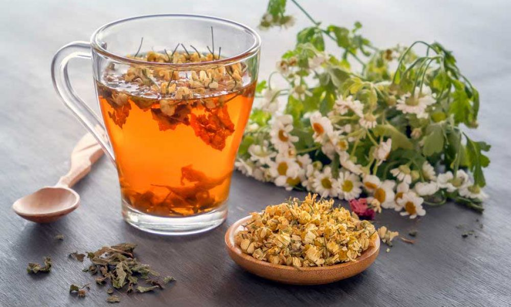 herbal teas for insomnia